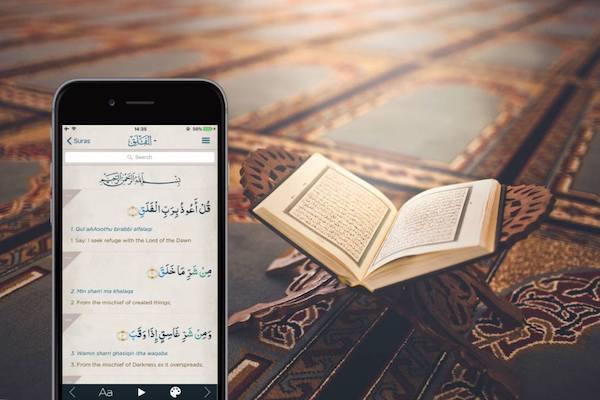 Tajwid Berwarna Telah Ditambahkan Ke Dalam Qur An Muslim Pro Bantuan